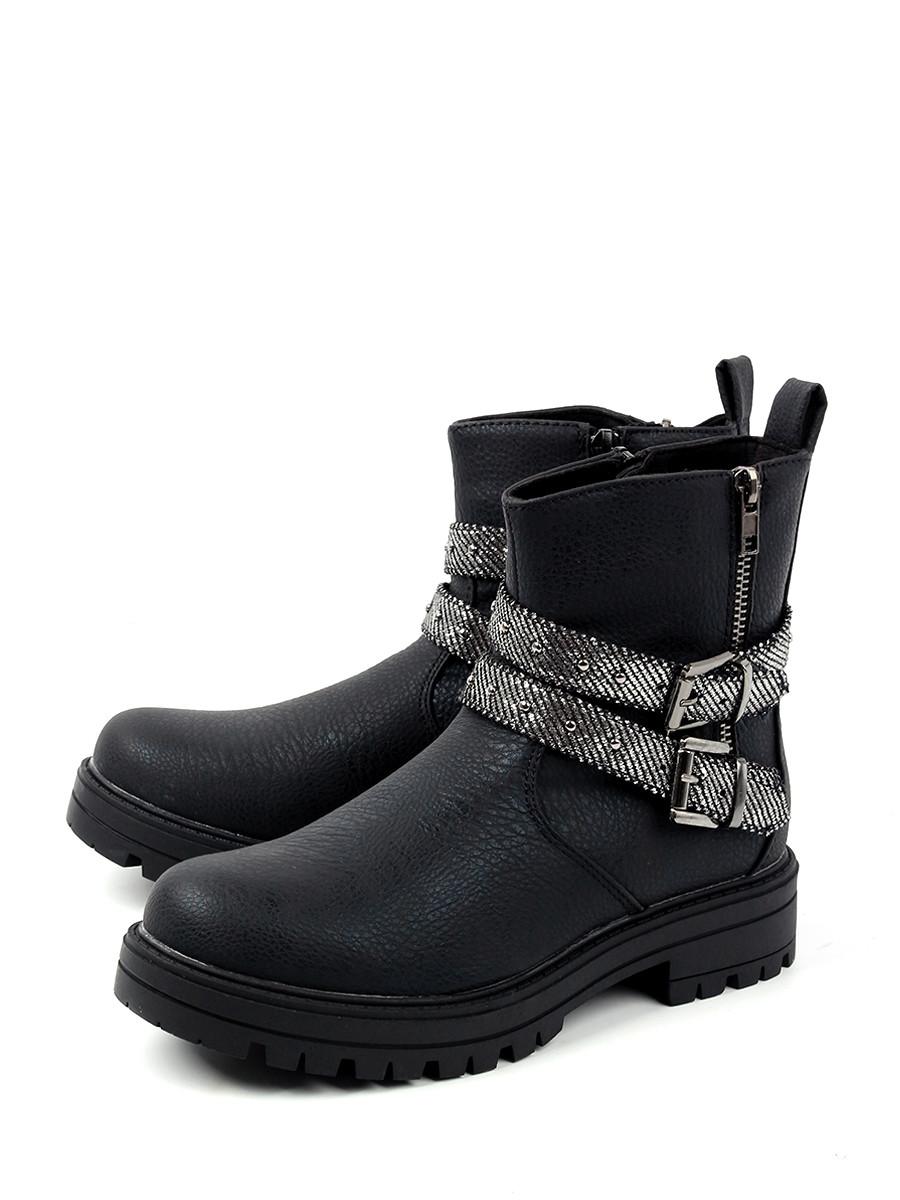 Ботинки для девочек Antilopa AL 202191 цв. черный р. 37 Antilopa   фото