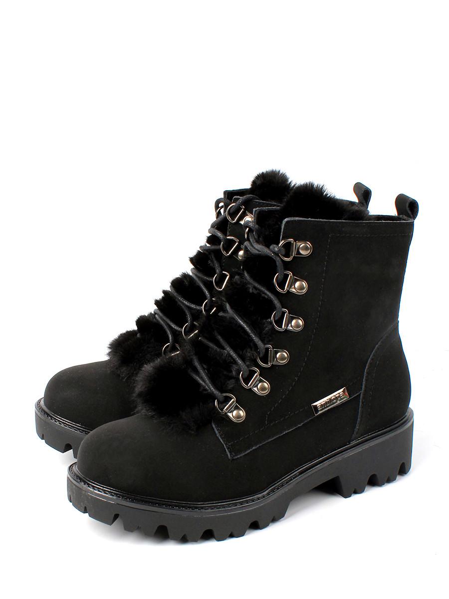 Ботинки для девочек Antilopa AL 2021193 цв. черный р. 38 Antilopa   фото