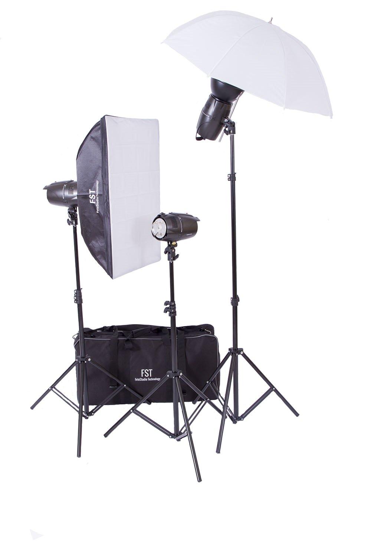 Комплект импульсных осветителей FST E 250 Novel
