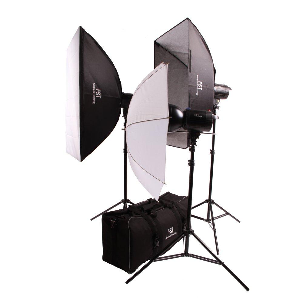 Комплект импульсных осветителей FST F 400 Novel