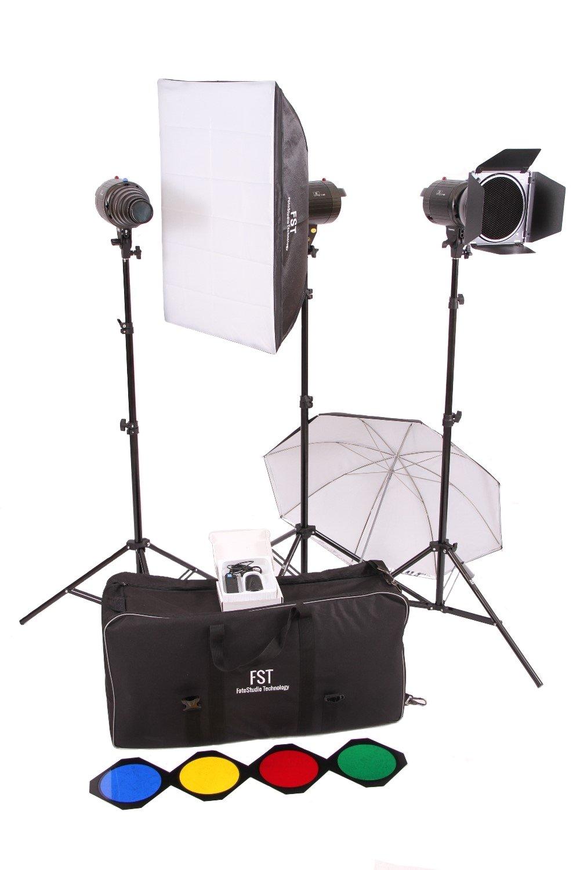 Комплект импульсных осветителей FST F 400 Unique