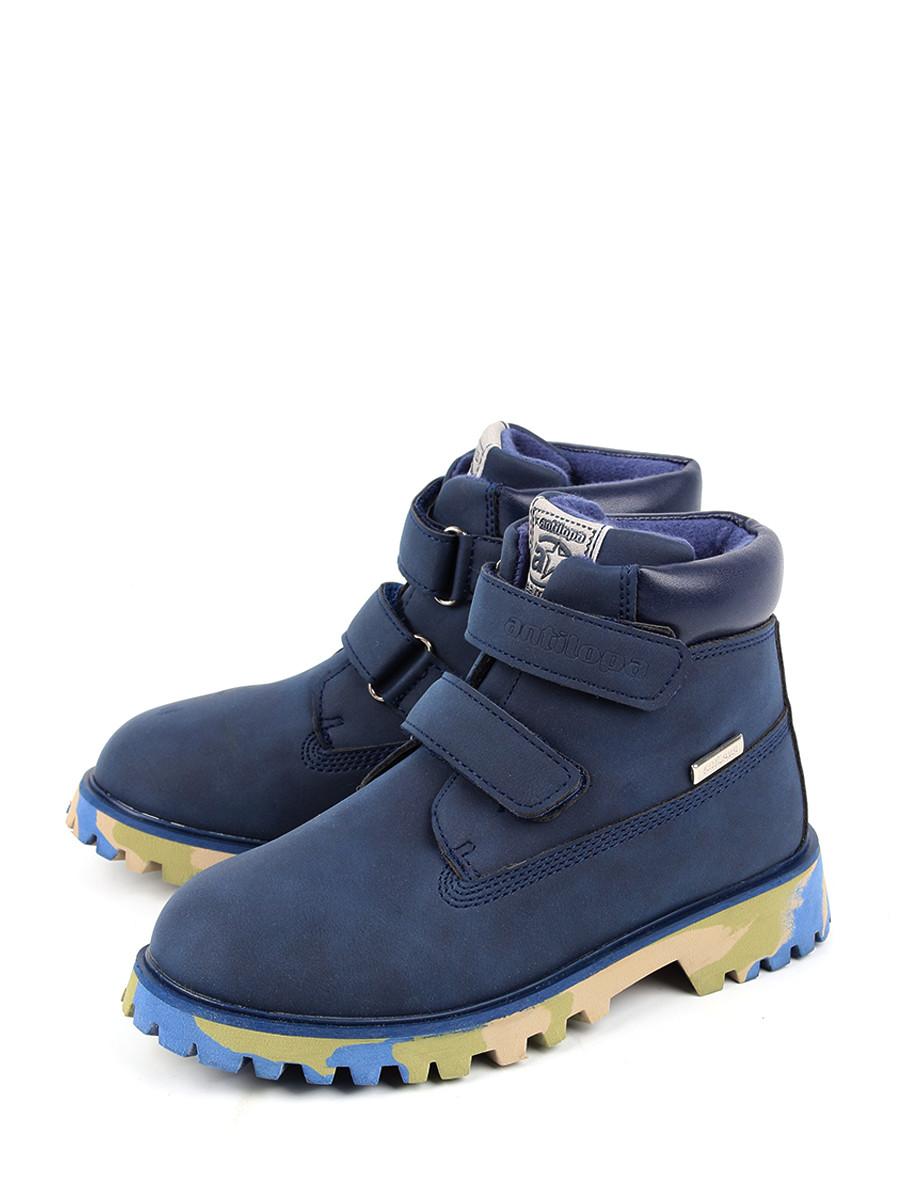 Ботинки для мальчиков Antilopa AL 202146 цв. синий р. 31 Antilopa   фото