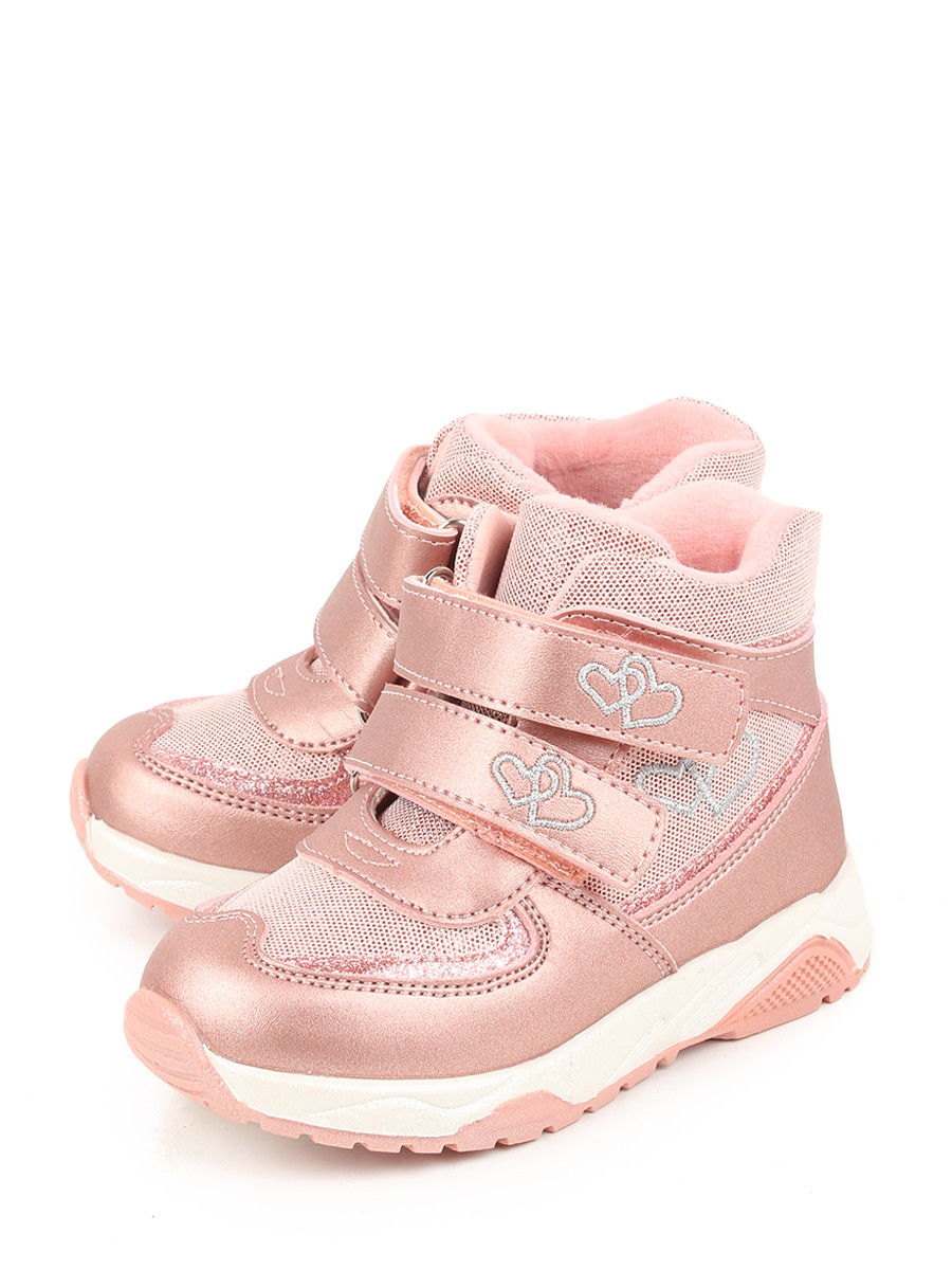 Ботинки для девочек Antilopa AL 2021156 цв. розовый р. 22 Antilopa   фото
