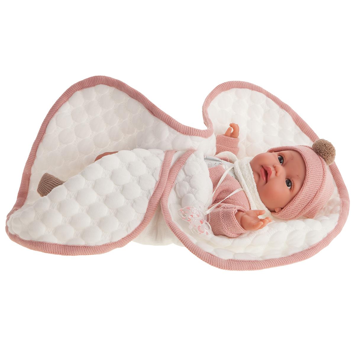 7049 Кукла Лина в розовом, озвученная (детский