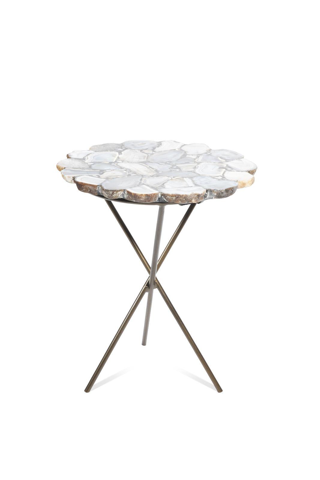 Приставной столик Mystical Agate 0.5x0.4x0.4м