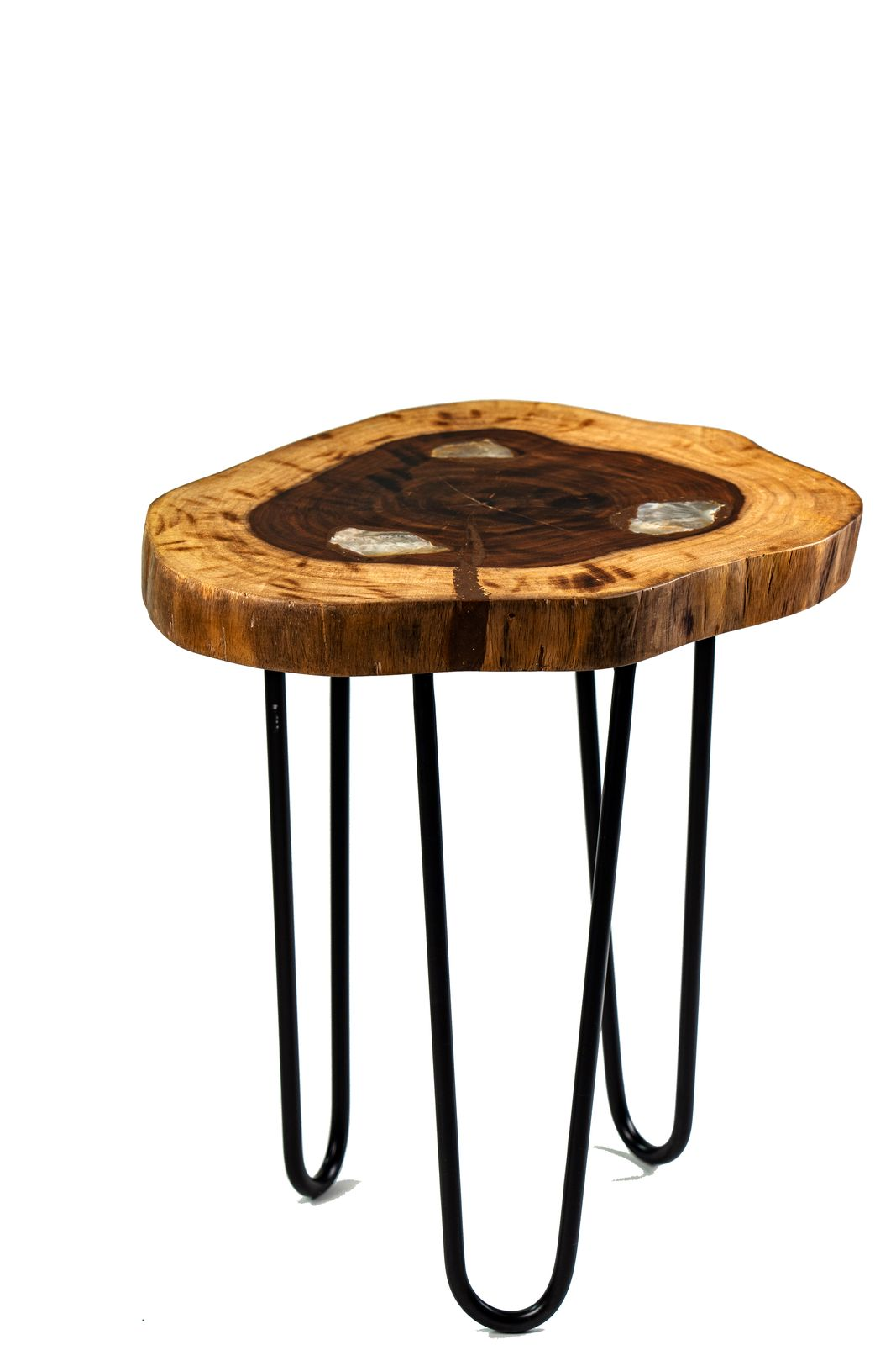 Приставной столик Agate & Wood 0.45x0.45x0.45м