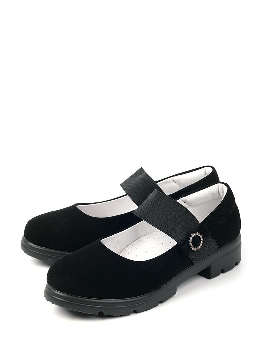 Туфли для девочек Antilopa AL 2021167 цв. черный р. 37 Antilopa   фото
