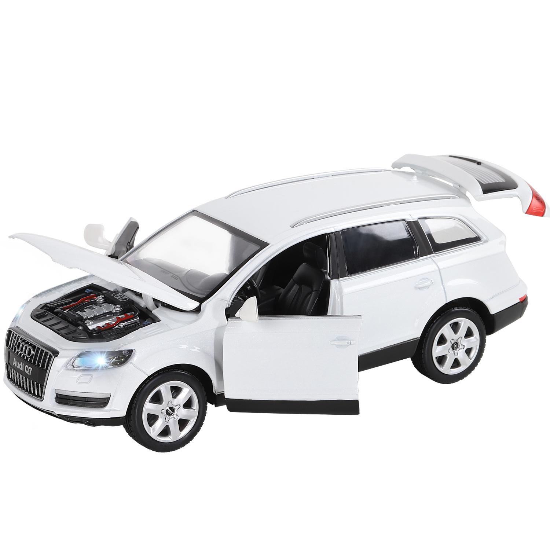 Машинка металлическая Автопанорама Audi Q7 масштаб 1:24