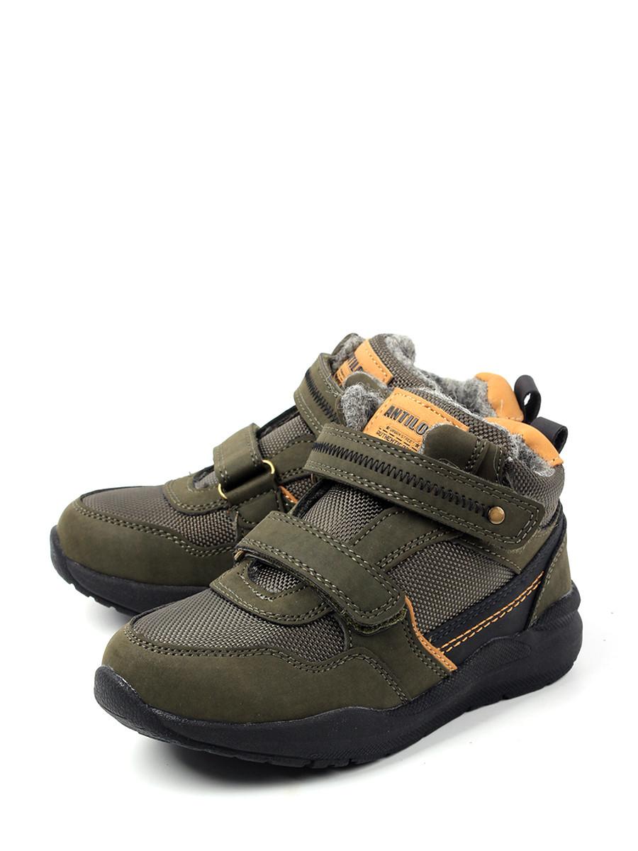Ботинки для мальчиков Antilopa AL 202178 цв. хаки р. 25 Antilopa   фото