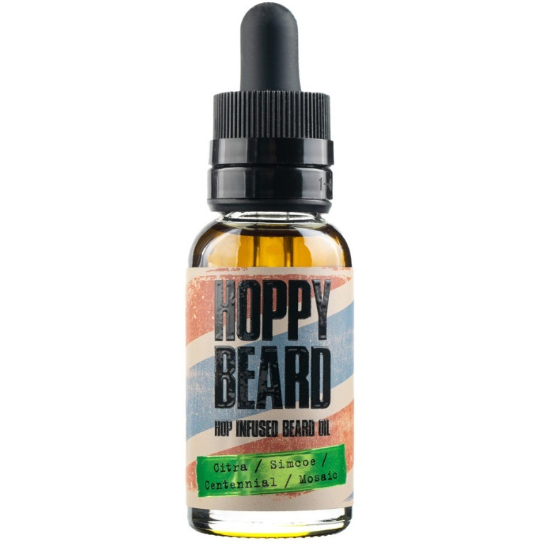 Масло для бороды Barbaro Hoppy Beard