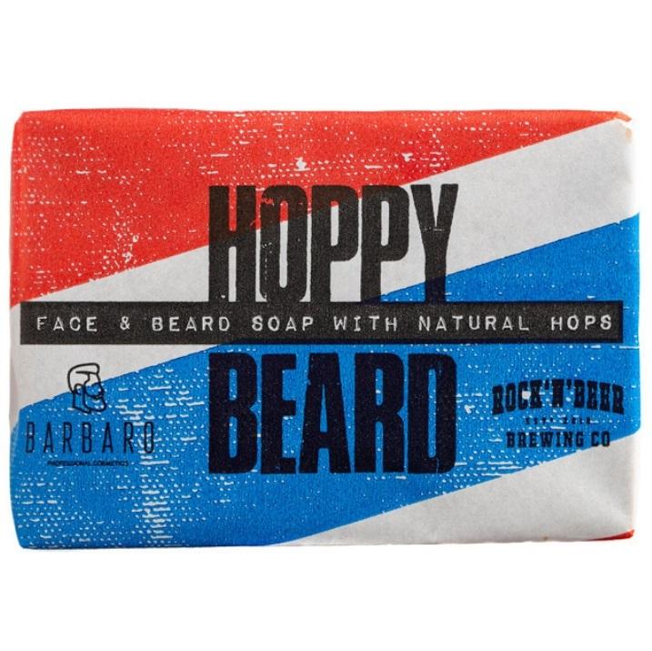 Мыло для бороды и лица Barbaro Hoppy
