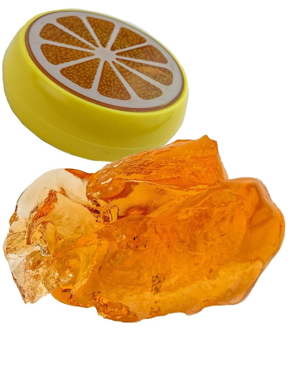 Слайм Фрукты. Апельсин, 44 грамма Город игр D0001/9572
