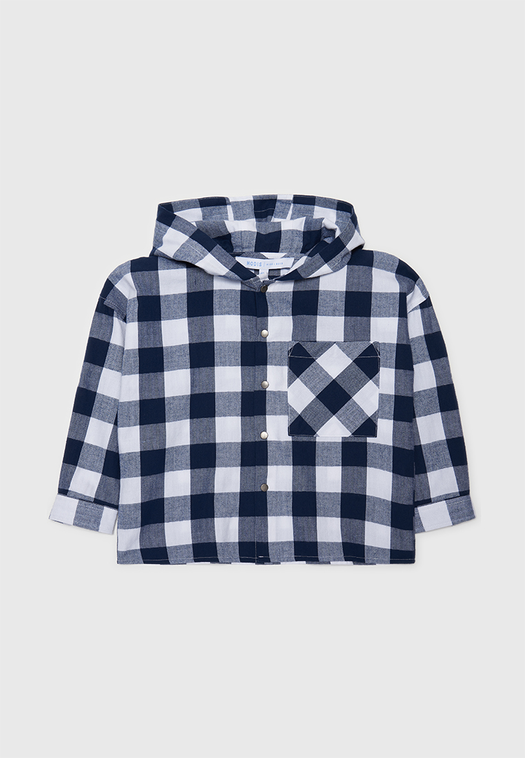Рубашка Modis M211K001831MKB р.122