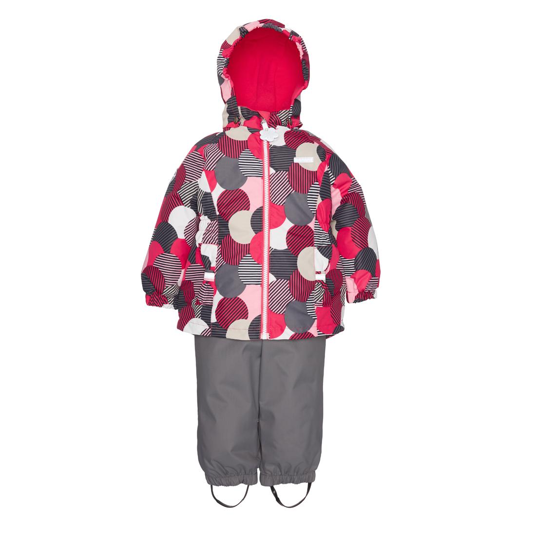 Комплект для девочек KERRY BRI K19013, размер
