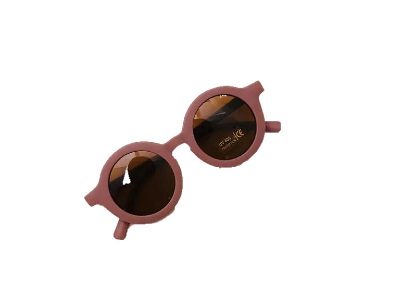 Детские солнцезащитные очки MarMar Copenhagen Dark Pink