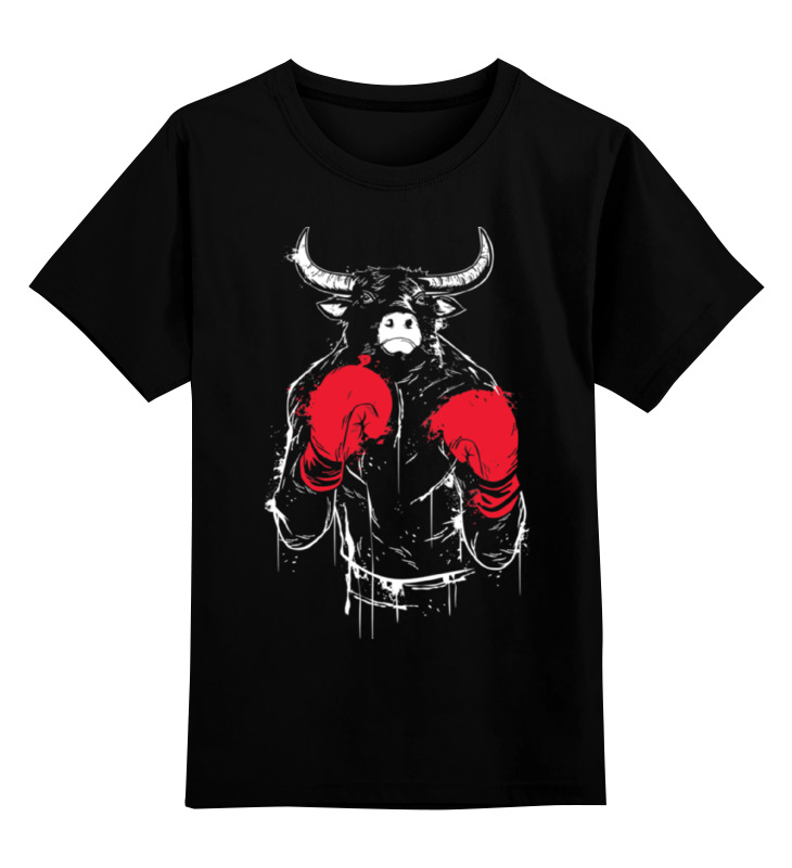 Купить 0000000635443, Детская футболка классическая Printio, р. 104,