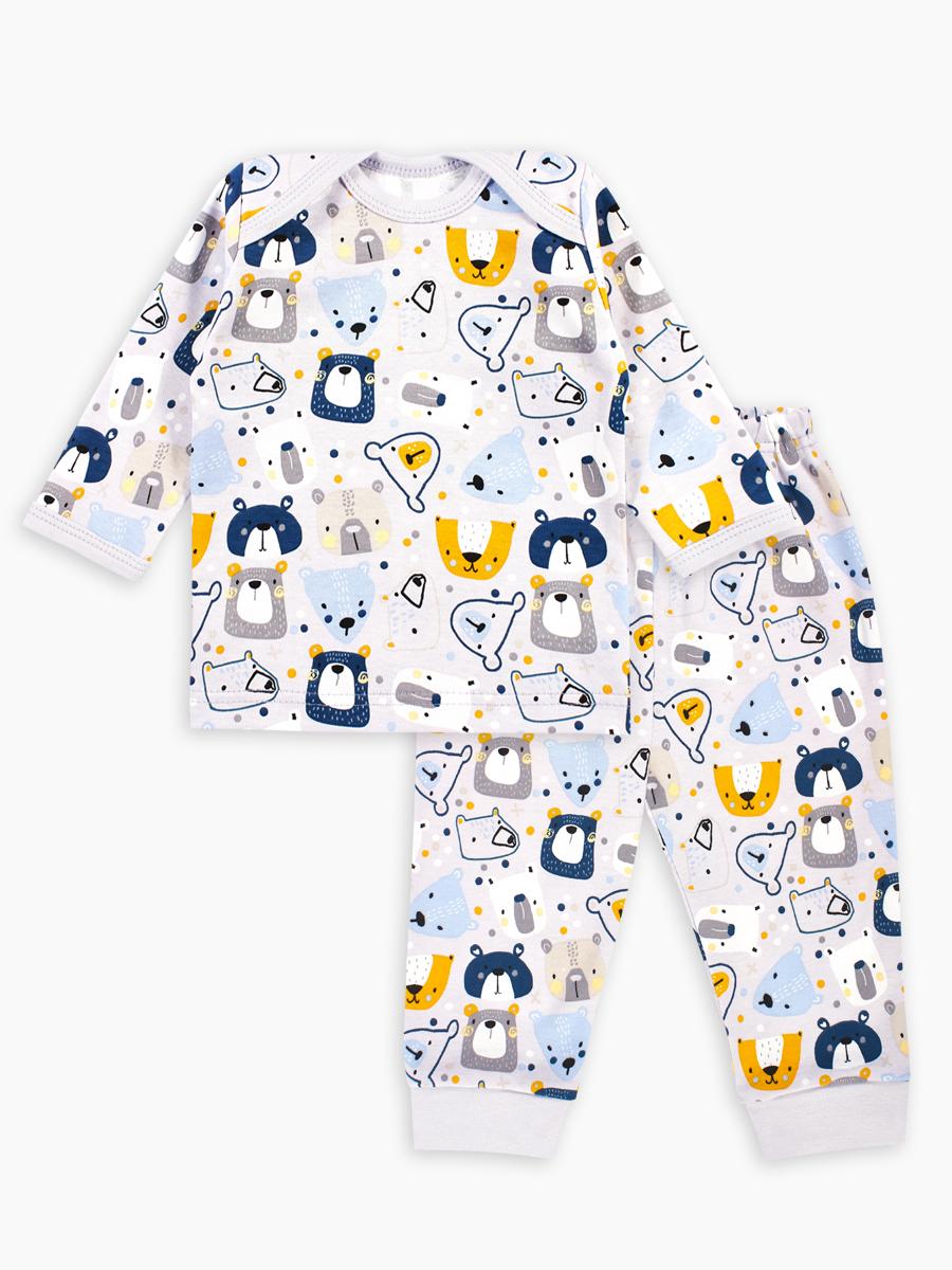 Купить Комплект детский Kuma Веселый малыш 623332/ku/D р.74,