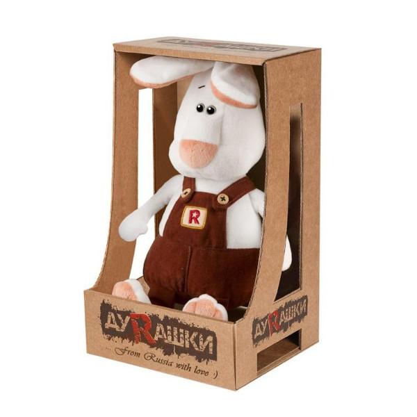 Купить Мягкая игрушка Длинноухий заяц, 24 см ДуRашки MT-TS03202001-24,