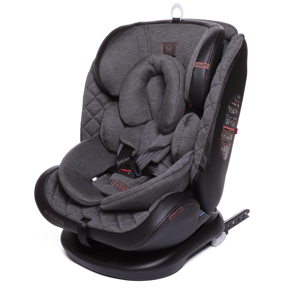 Автокресло Babyсare Shelter гр 0+/I/II/III, 0-36 кг, new Eco Carbon Baby Care