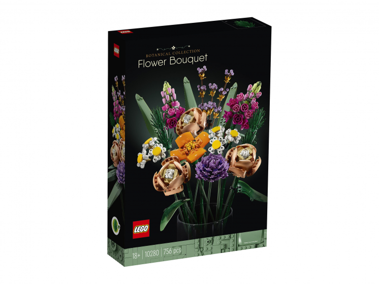 Конструктор LEGO Букет цветов Creator Expert 10280
