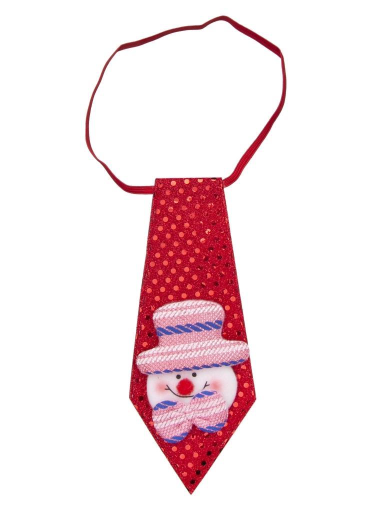 Новогоднее украшение Феникс-Презент Красный галстук