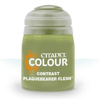 Купить Контрастная краска Games Workshop Plaguebearer Flesh 29-42,