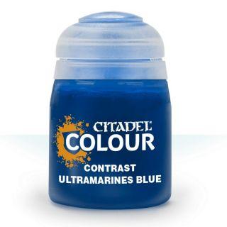 Купить Контрастная краска Games Workshop Ultramarines Blue 29-18,