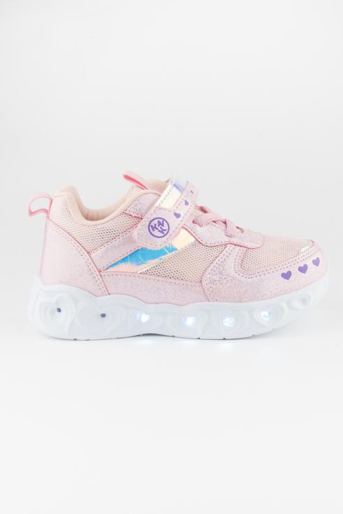 Купить IHO_8097_pink, Кроссовки для девочек KENKÄ цв. розовый р-р. 30, KENKA,