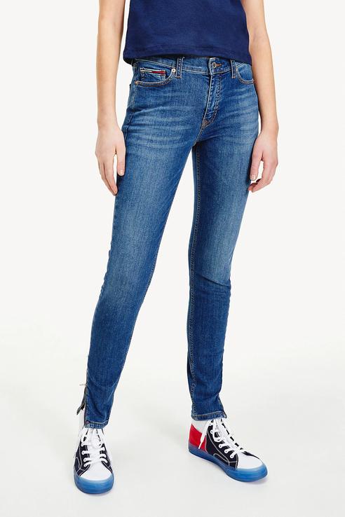 Джинсы женские Tommy Jeans DW0DW08101 синие 26/32