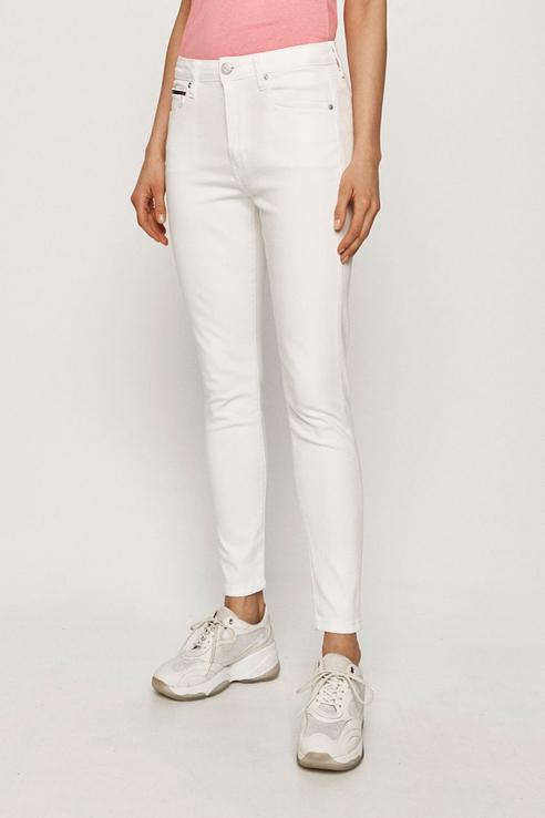 Джинсы женские Tommy Jeans DW0DW08090 белые 27/32