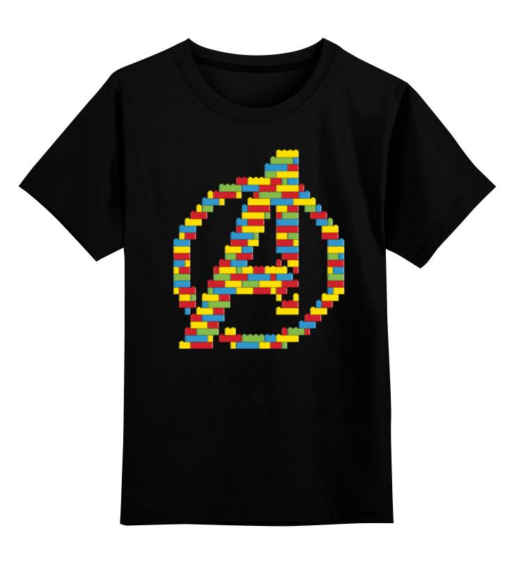 Купить 0000000651600, Детская футболка классическая Printio, р. 104,