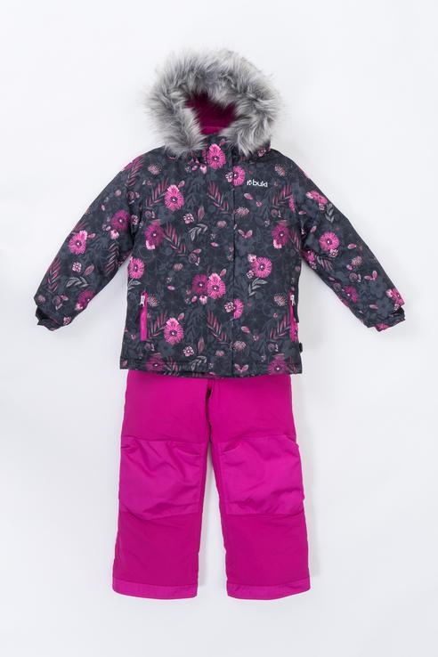 Купить F 20 M 714, Куртка для девочек Buki цв. черный р-р. 128,