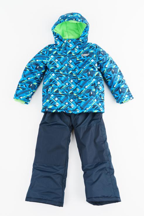 Купить SWB6416, Куртка для мальчиков SALVE by Gusti цв. синий р-р. 127,