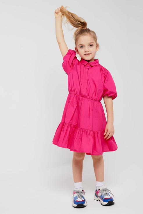 Купить 1803040723, Платье для девочек Sela цв. розовый р-р. 98,