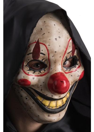 Купить Маска АРТЭ Жуткий клоун с подвижной челюстью, АРТЭ Театральная Галерея,