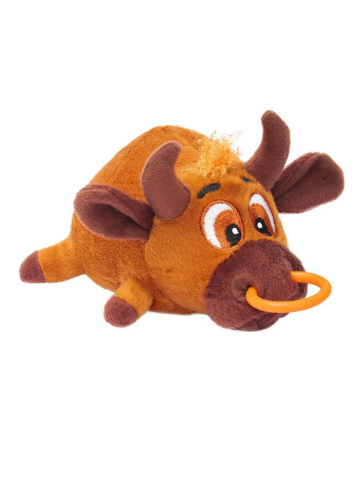 Говорящая мягкая игрушка Бычемячик МУУУчачо Эврика 99929