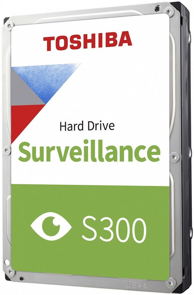 Внутренний жесткий диск Toshiba S300 Surveillance 3.5
