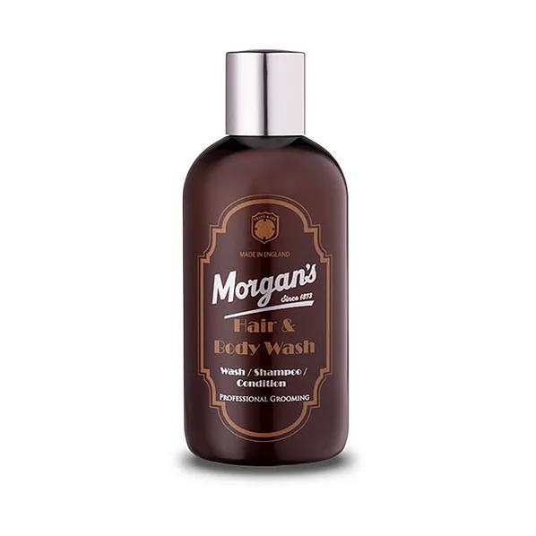 Купить Бессульфатный шампунь Morgans для волос и тела 250 мл, Morgan's Pomade