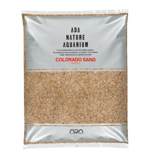Кварцевый песок для аквариумов ADA Colorado sand