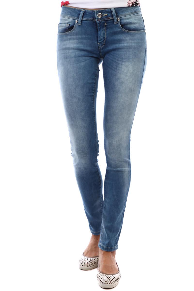 Джинсы женские Gaudi SQ60245 голубые 28