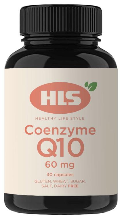 ХЛС Коэнзим Q 10 60 мг капсулы