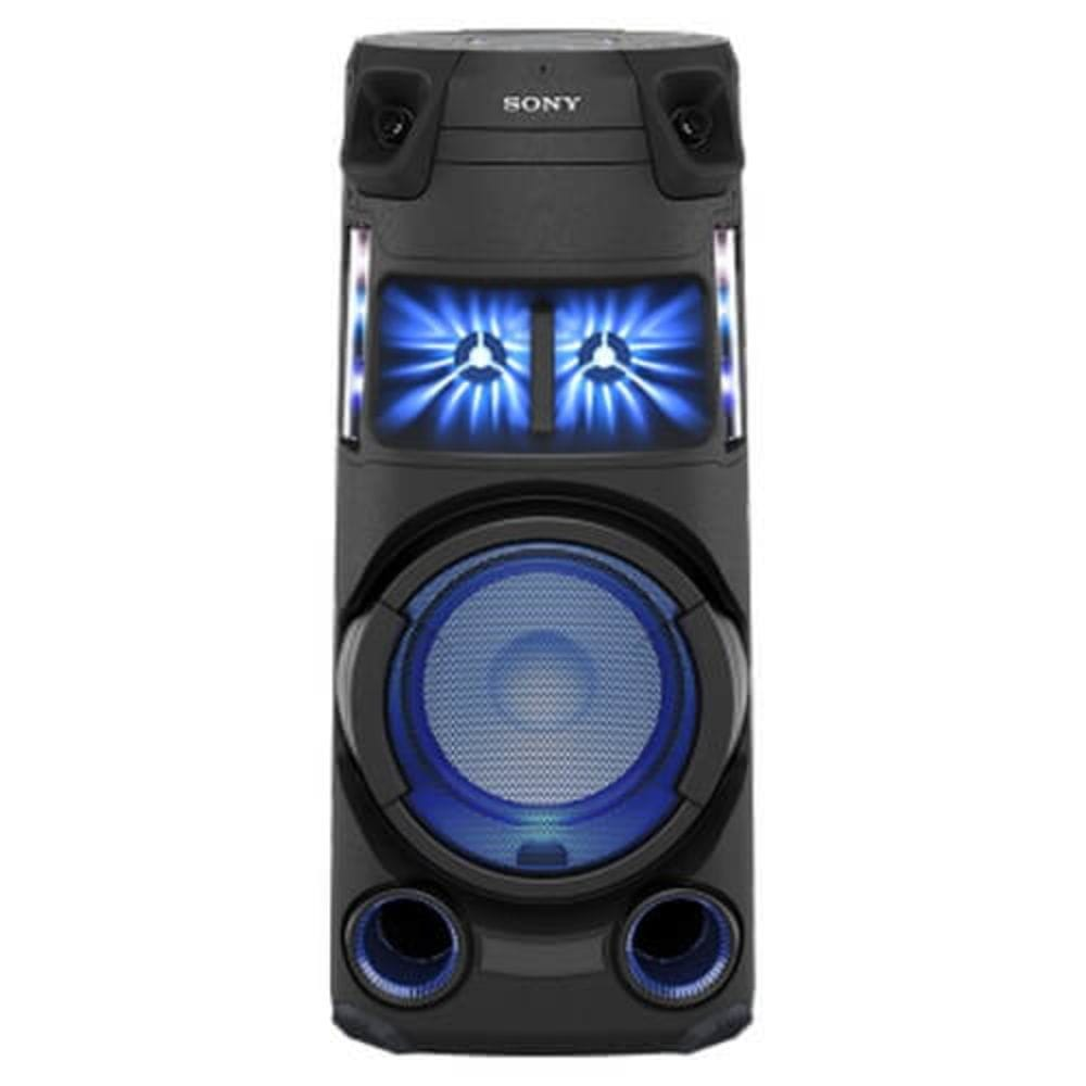 Музыкальный центр Sony MHC V43D Black