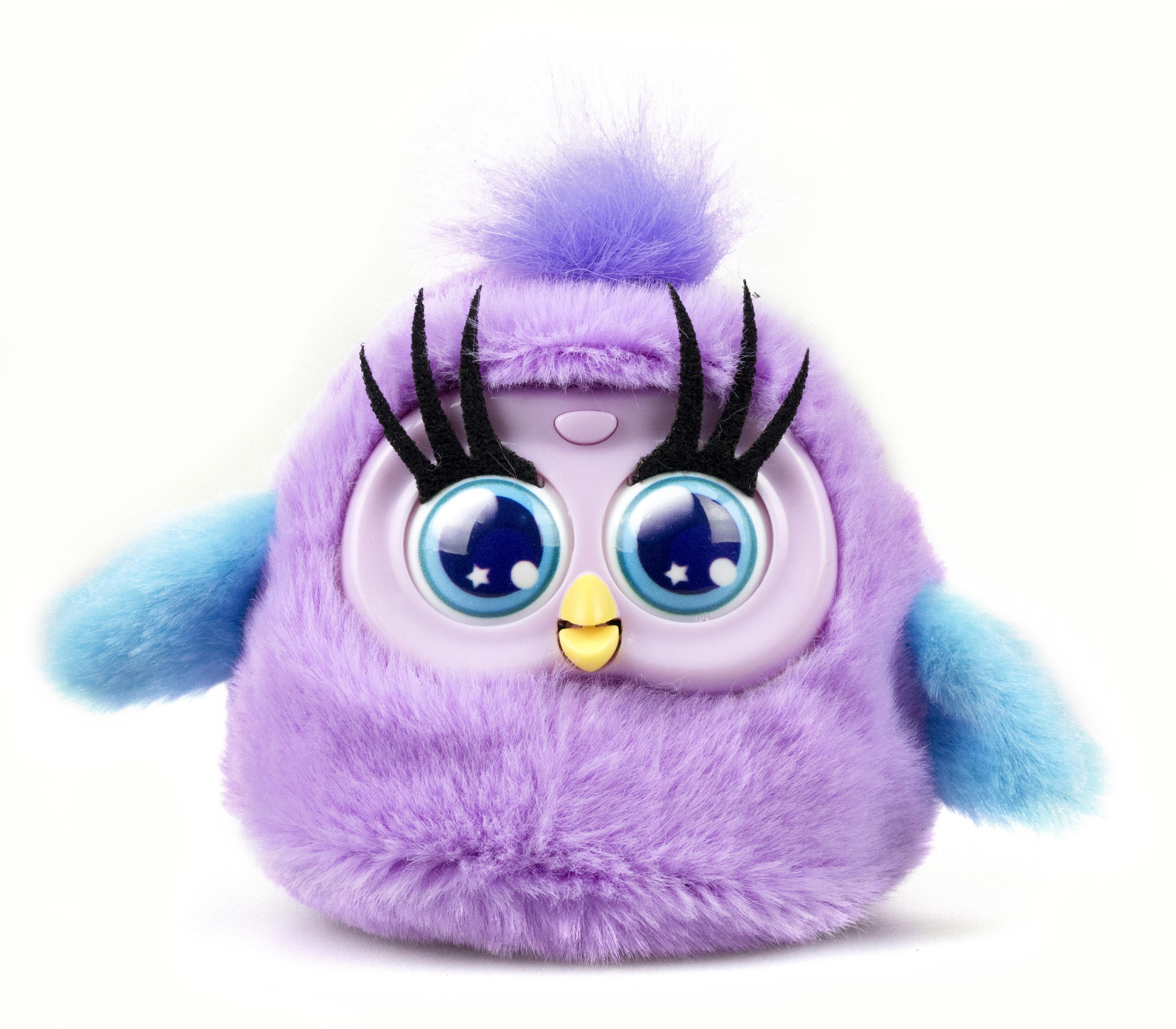 Купить 83688-3, Интерактивная игрушка Tiny Furries Fluffy Birds Chili,