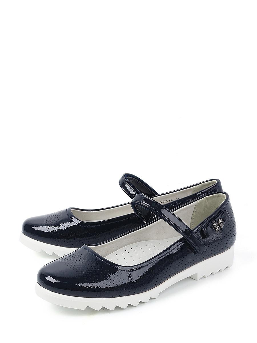 Туфли для девочек Antilopa AL 2021138 цв. синий р. 35 Antilopa   фото