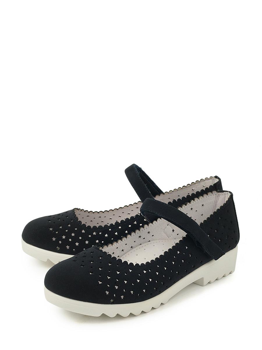 Туфли для девочек Antilopa AL 2021170 цв. синий р. 34 Antilopa   фото