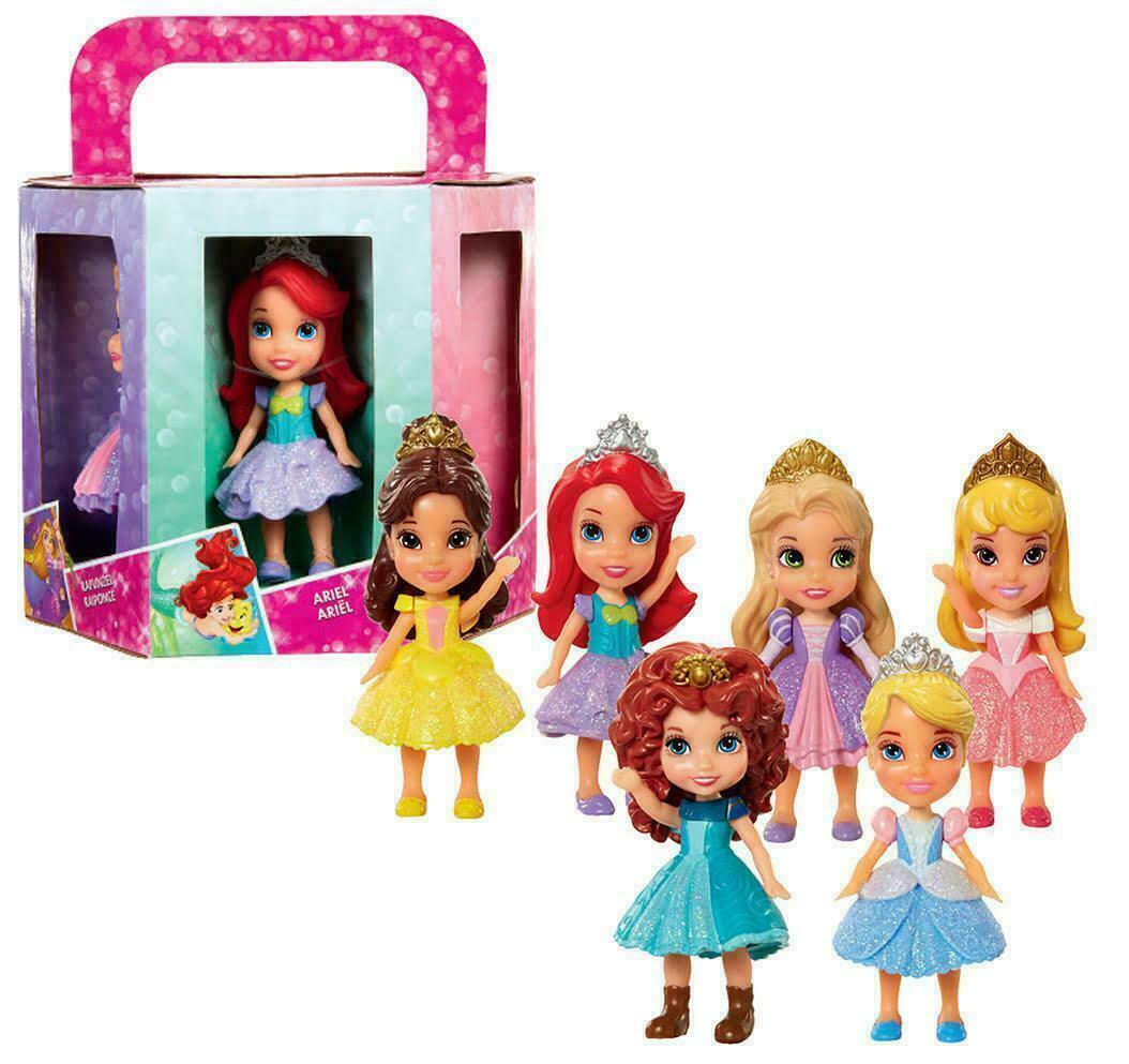 Купить Набор кукол Disney серия Princess 73256, 6 шт, Disney Princess,