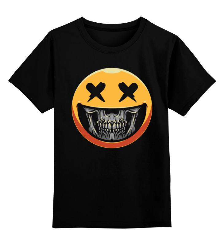 Детская футболка Printio Котэ цв.черный р.128 0000003318199 по цене 990