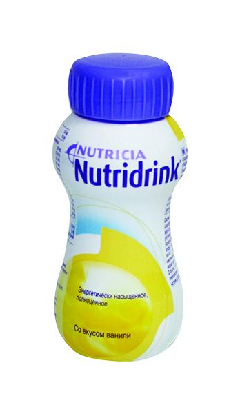 Нутридринк смесь для энтер.питания Ваниль 200 мл