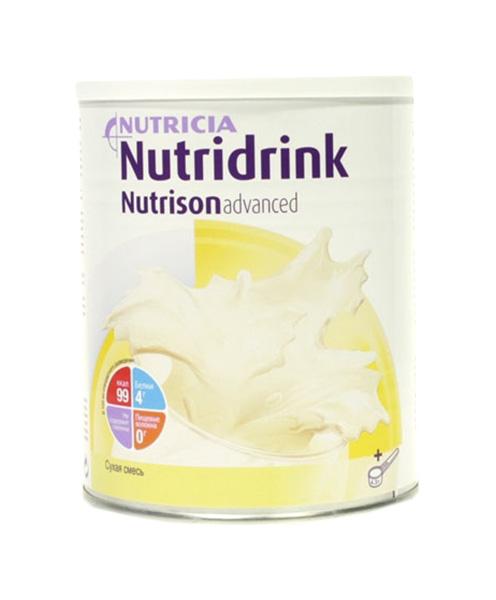 Нутризон Эдванст Нутридринк смесь для энтерального питания