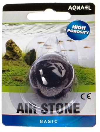 Распылитель для аквариума Aquael круглый, камень, пластик